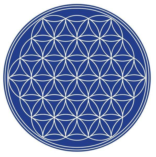free vector Flower of Life