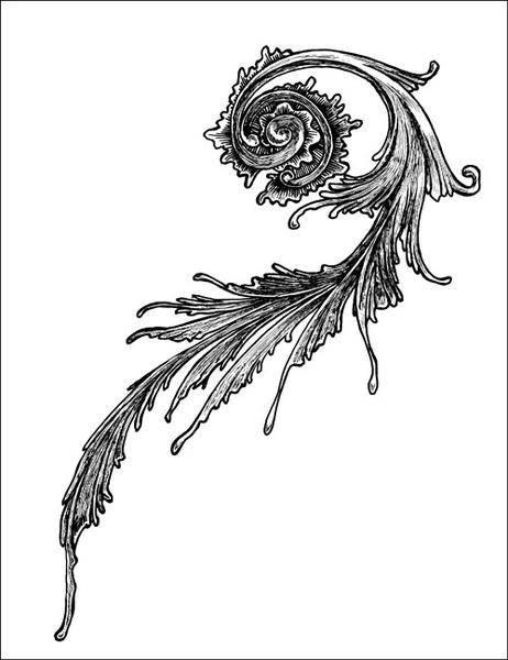 free vector Victorian Ornament Vector #1