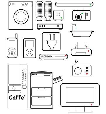 free vector Vector Appliance Icons