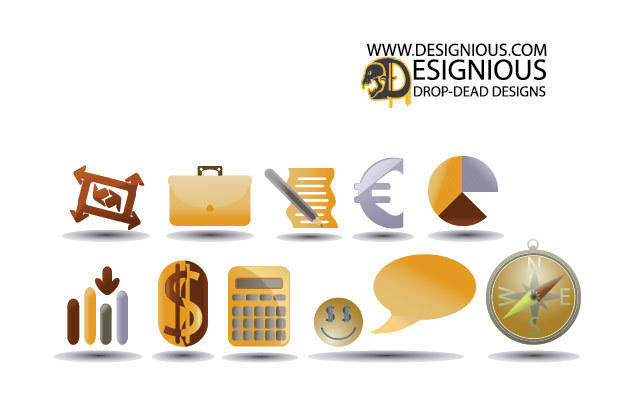 Vector Icons Set 2