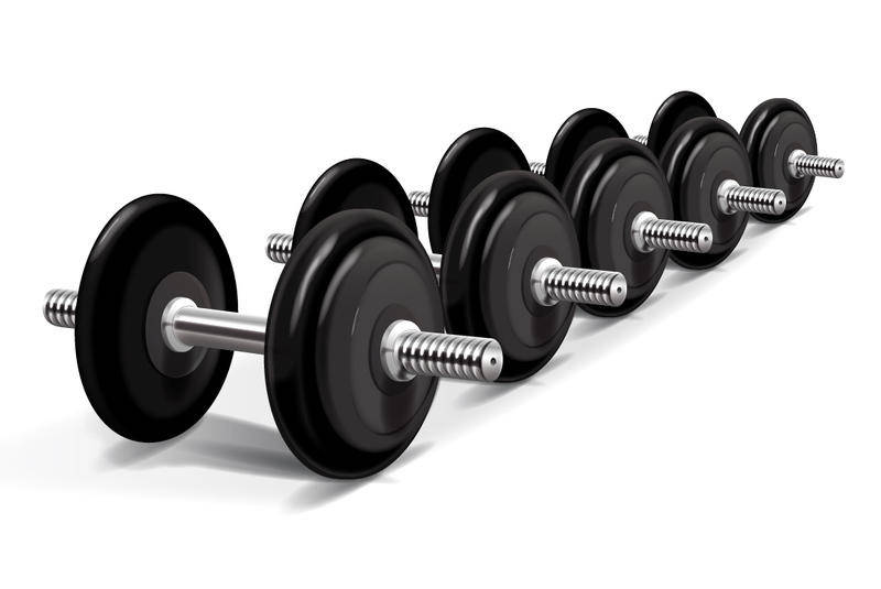 free vector Pesi - Free Weights Vectors