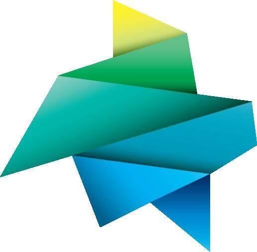 free vector Origami Vector Icon