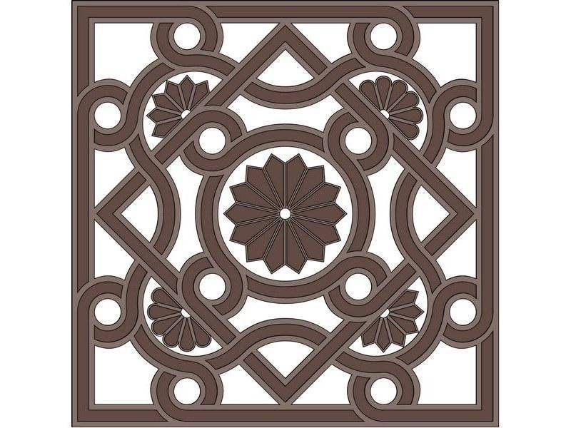 Byzantine Ornament Vector