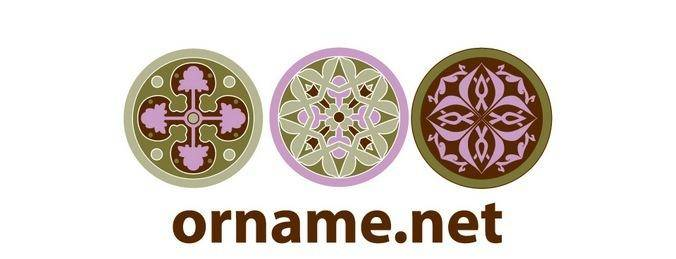 free vector Free Ornament Vector Rosettes