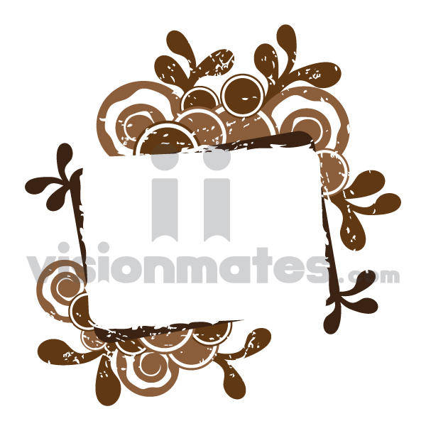 free vector Brown Grunge Banner Vector