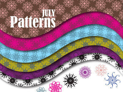 free vector Vector Patterns
