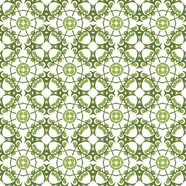 free vector Vector Floral Wallpaper