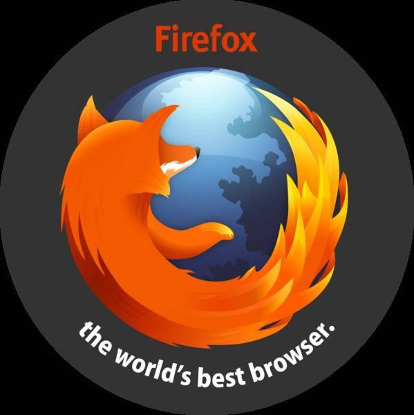Firefox Logo Vector