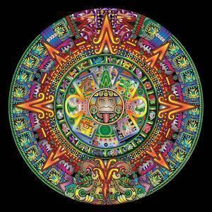free vector DECEMBER 21, 2012 Mayan Calendar Vector