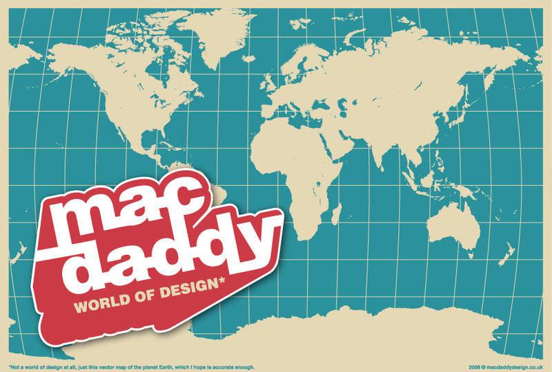 free vector MacDaddy World