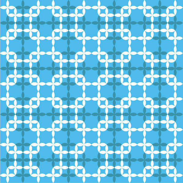 free vector Free Dutch Vector Flowers Pattern