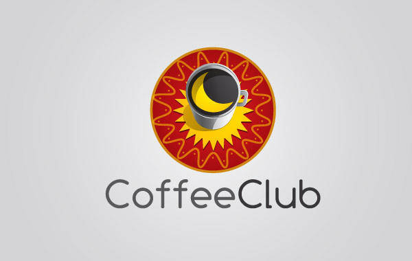 free vector Coffee Club Logo