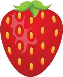 free vector Strawberry