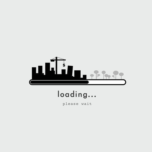 Loading Vector Web Element
