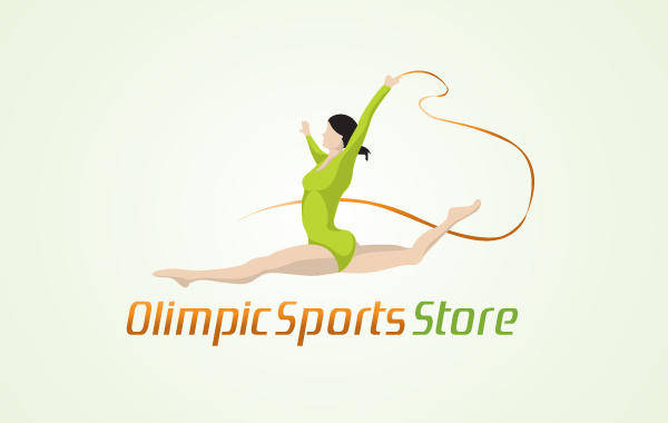 free vector Olympic Sports Store