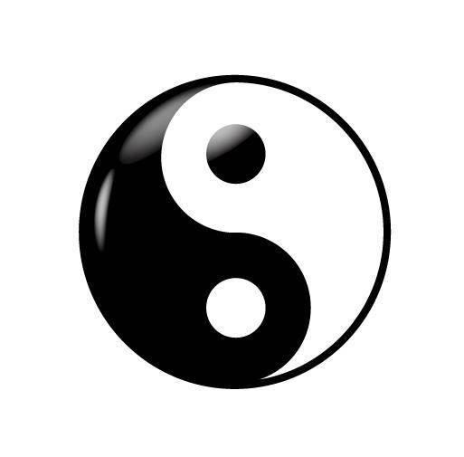 free vector Yin Yang Vector
