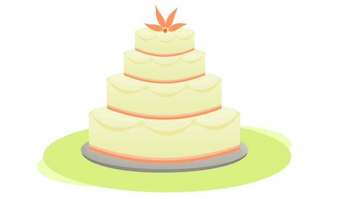free vector Cake Vector
