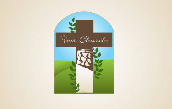 free vector Your Church 2