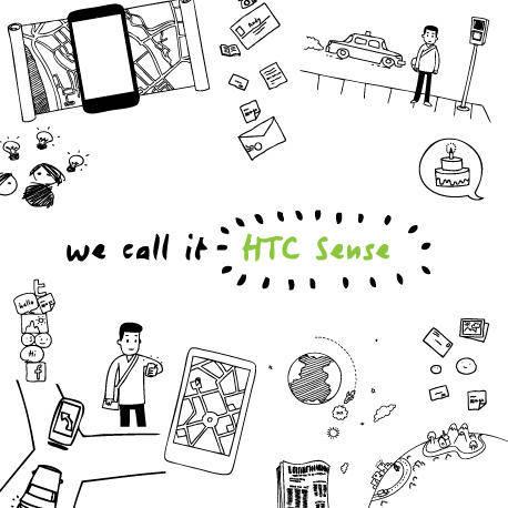 free vector HTC Sense Vectors