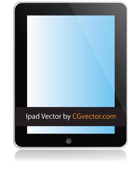 free vector Free Vector ipad