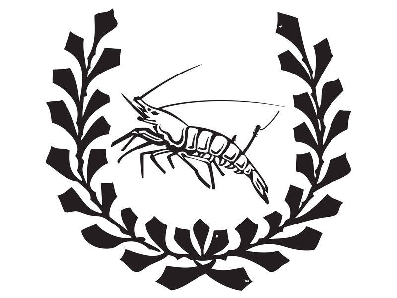 free vector Shrimp Vector