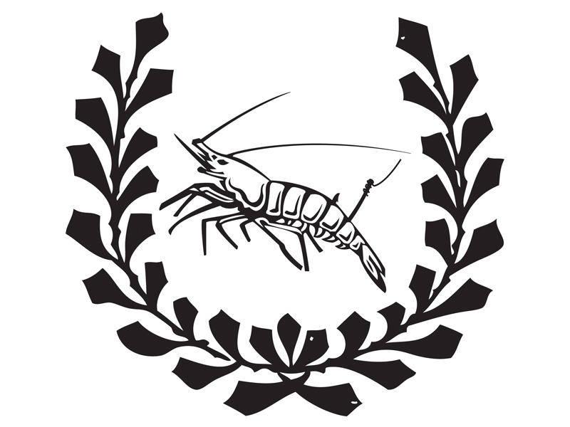 free vector Shrimp Vector