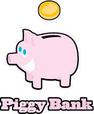 free vector Piggy Bank Vector