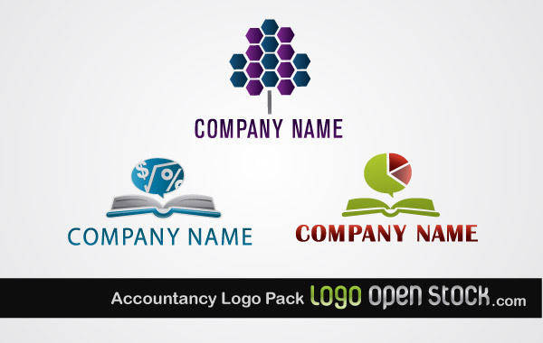 Accountancy Logo Pack