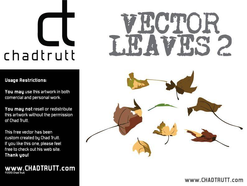 free vector Leaves 1