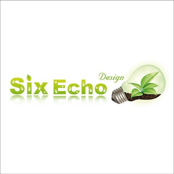 free vector Logo Six Echo Design Vector