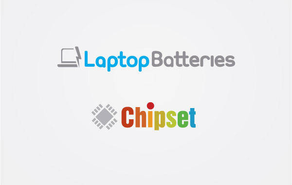 free vector Laptop Batteries and Chipset