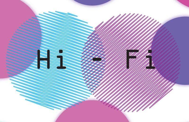 free vector Hi-Fi Vector