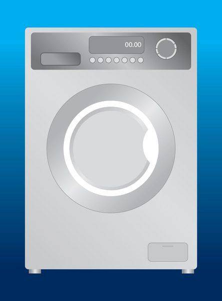 free vector Washing Machine Vector