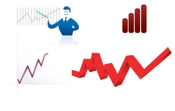 free vector Growing Profits