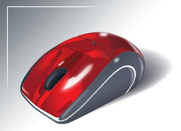 free vector Modern Mouse