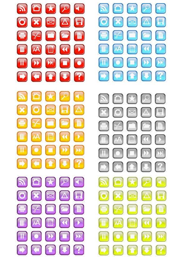 free vector Random Free Vectors Part 1 - Circles