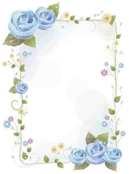 free vector Flower_3 Background