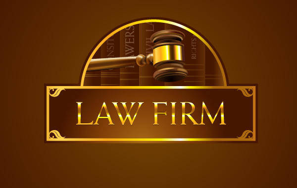 free vector Logo Vector for Law Firm