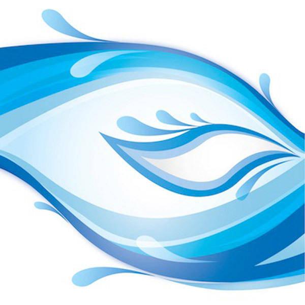 free vector Background Vector Blue Illustration
