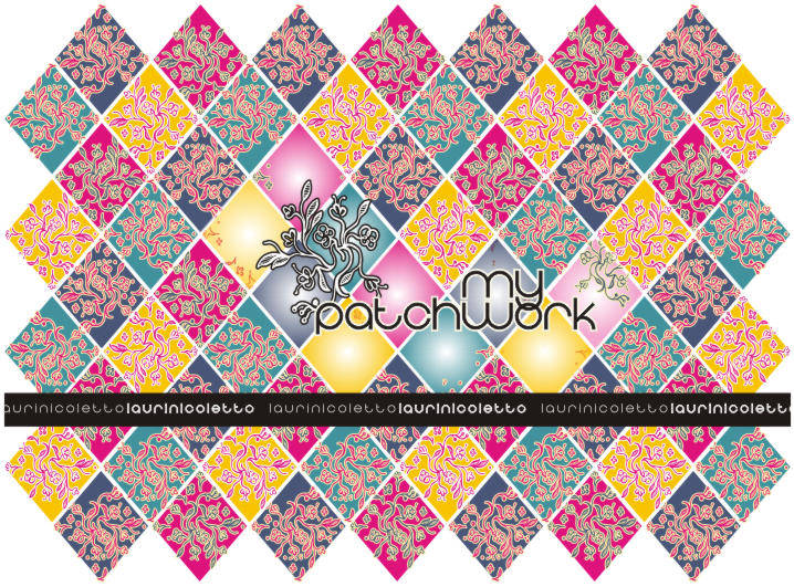 free vector My Patchwork
