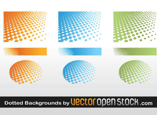 Dotted Background 132364