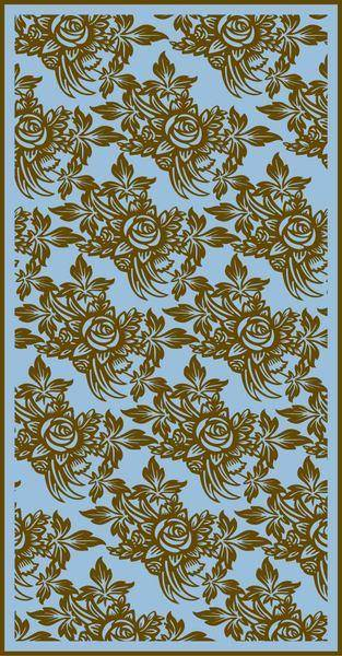 Pattern Vector Classical Elegant Background
