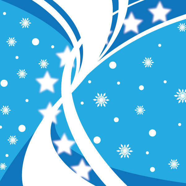 free vector Winter Background Vector