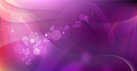 free vector Pink abstract wave background