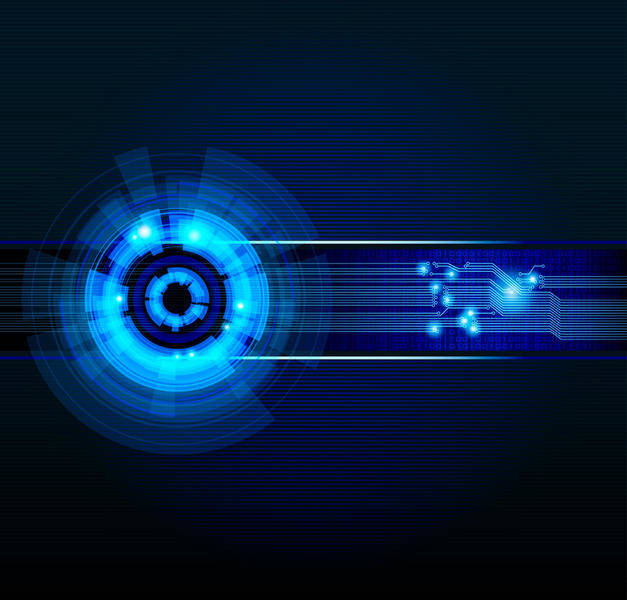 Background Vector Abstract Futuristic