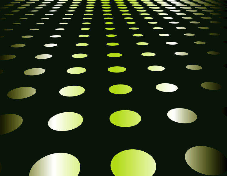 free vector Abstract Dotted Vector Background