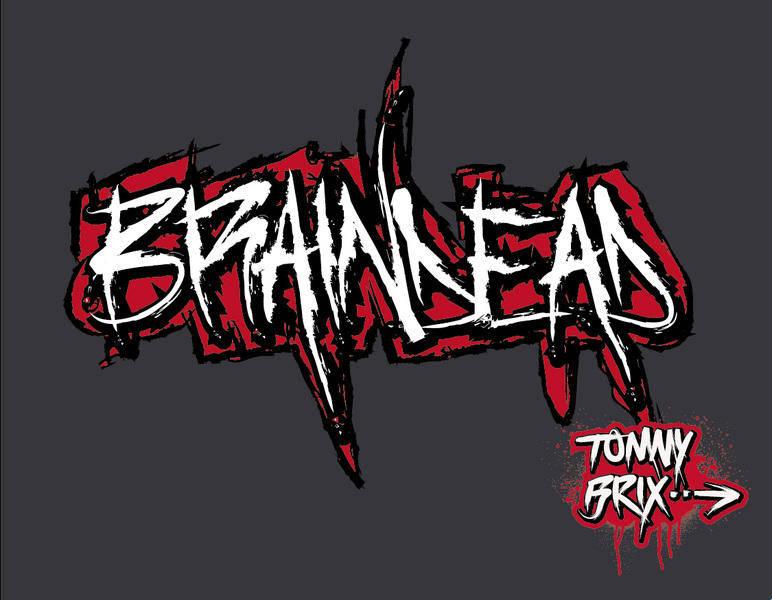 free vector BRAINDEAD - design Tommy Brix