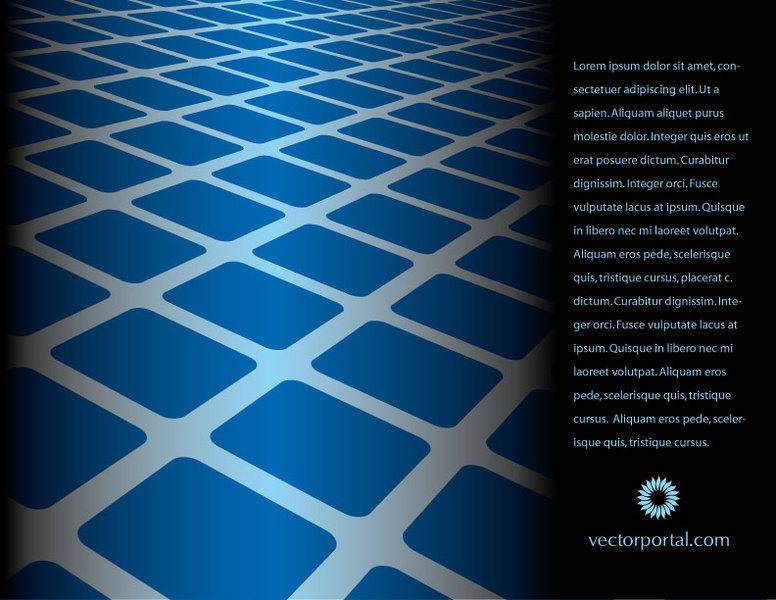free vector Abstract Tiles Background
