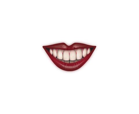 free vector Keep on Smiling Smile Vector