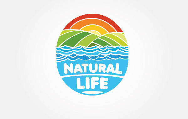 free vector Natural Life Logo Vector